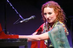 Tori Amos   >>>she's a goddess, she's a strong woman, she's part faerie and part MPDG... in short, she's a 3-dimensional multifaceted woman