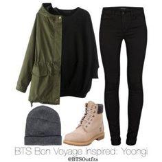 BTS Bon Voyage Inspired: Yoongi