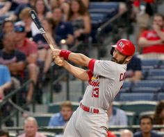 Carpenter's practice pays off: Leadoff batter Matt Carpenter has been hovering around .300 for the past week. 6-06-14