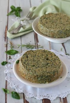 QUINOA BLACK CABBAGE AND EGGWHITE FLAN. A tasty, easy recipe perfect to get satisfied with a low fat meal.