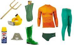 Do you want to build an Aquaman?