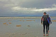 Ireland coast - Surfing