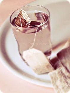 wonderful idea for tea time!