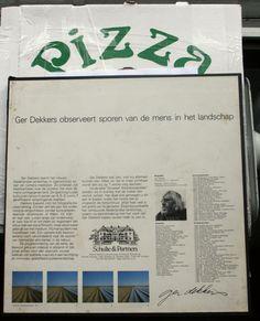 Covered Noordoostpolder Ger Dekkers observeert sporen van de mens in het landschap 1977 Photography http://bouillabaiseworkinprogress.blogspot.nl/2016/05/covered-noordoostpolder-ger-dekkers.html