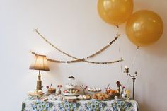 100 Beautiful Bridal Shower Themes + Ideas via Brit + Co