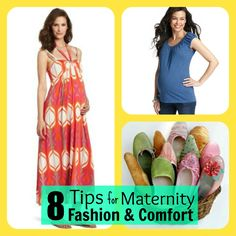 8 Tips for Maternity Fashion + Comfort
