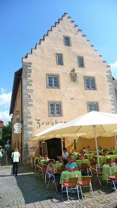 Cafe in Überlingen