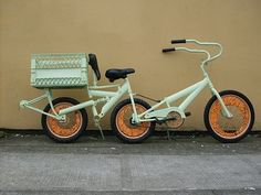 Lime Truck In-Line Articulated Trike-1 by omahgarsh, via Flickr