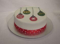 Christmas Cake  Badman Family Cakes  (www.facebook.com/badmanfamilycakes)