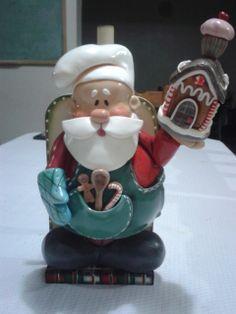 Santa pastelero  MARIA AQUINO