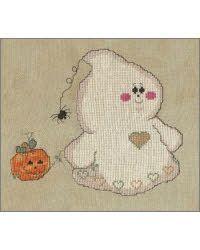 Walking Jack Halloween Cross Stitch (cuteness!)