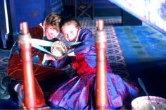 Still of Thomas Brodie-Sangster and Eliza Bennett in Nanny McPhee