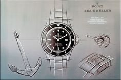 Rolex Sea-Dweller Mural – Digital Printing – Acrylic Painting on Canvas - Art & Ambience - Let yourself be inspired. Art for Sale - Modern Art - … Large Painting, Acrylic Painting Canvas, Canvas Art, Rolex, Sea Dweller, Bronze Sculpture, Paintings For Sale, Art For Sale, Euro