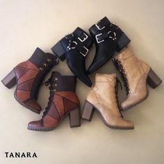 Des-mai-a-das por todas essas botas maravilhosas. Vem ver toda a coleção aqui: http://ift.tt/1SLG2kZ