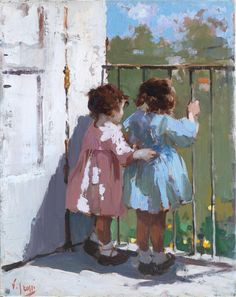 'Waiting for Daddy' by Vincenzo Irolli