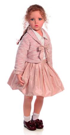 Hildegard Gunzel Resin Dolls 2015 Collection