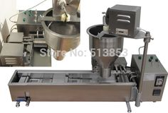 1800.00$  Watch here - http://aliy5x.worldwells.pw/go.php?t=689999033 - Free Shipping High quality Electric Automatic donut fryer/donut machine( GB-10D) 1800.00$