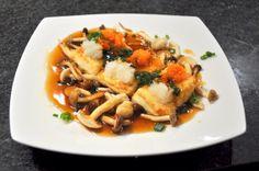 Agedashi Tofu - Chef Xin G