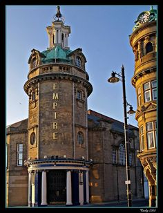 Sunderland Empire Theatre, one of the first great loves of my life!