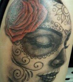 Sugar Skull Tattoos Tattoosnet