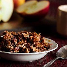 Caramel AppleGranola - Home - Pastry Affair