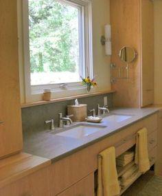 bathroom vanity - susanbielskidesign.com