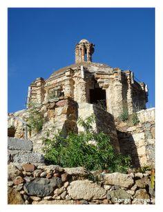 Mineral de Pozos, San Luis de la Paz, Guanajuato.