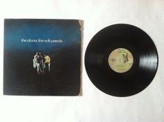 The Doors - The Soft Parade_Vinyl Record LP_(EKS 75005)