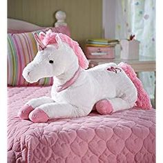 Cute Unicorn Toys and Gifts. Also Unicorn Party Supplies, Unicorn Birthday Invitations, Party Favors, and more.