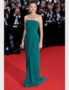 Awesome strapless dress celebrity