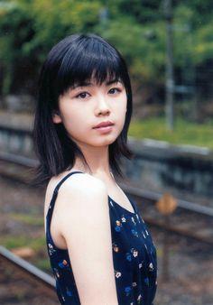 小芝風花 (Fuka Koshiba) Sweet Girls, Pretty Girls, Cute Girls, Asian Woman, Asian Girl, Japanese Mythology, Cute Japanese Girl, Asian Beauty, My Girl