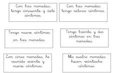 Colección de cartas autocorrectivas para el refuerzo de la comprensión y el vocabulario. Estas cartas son una herramienta de refuerzo tanto para casa como para