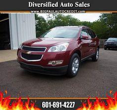 Diversified Auto Sales LLC - 2010 CHEVROLET TRAVERSE