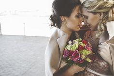 Lisa and Bine`s wedding#samesexmarriage