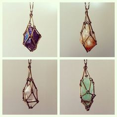 "Geo Quartz necklace by BobaeShop on Etsy Visit us on here ==> https://goo.gl/pjMc1x and use the code ""OFF15"" to get discount 15% Quartz Necklace, Crystal Necklace, Crystal Jewelry, Wire Jewelry, Unique Jewelry, Handmade Jewelry, Jewelry Box, Jewelry Design, Jewelery"