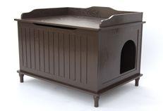Designer catbox