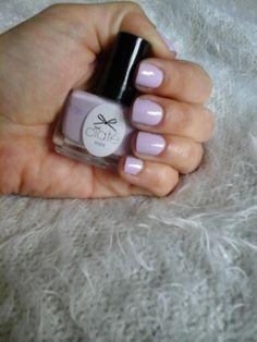Nails blogclaudiamaral.blogspot.co.uk #blogger #bbloggers #beauty #nailpolish #ciate #ciatelondon @ciatelondon #weekend #nails #unhas #lilas