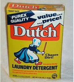 150 Best Vintage Laundry Detergent Images In 2018