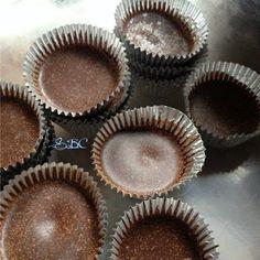 Peanut Butter Fat Bombs @keyingredient #peanutbutter