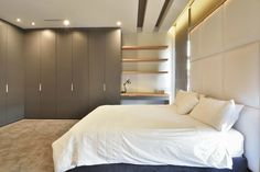 Built In Cupboards, Wardrobes, Divider, Bedrooms, Building, Furniture, Design, Home Decor, Closets