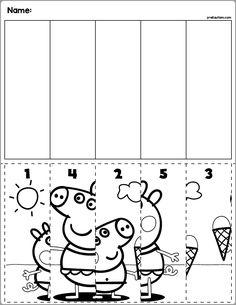 Preschool worksheets to help your little one develop early learning skills. Try these preschool worksheets to help your child learn about letters, numbers, and more. Preschool Writing, Numbers Preschool, Preschool Lessons, Teaching Kindergarten, Kindergarten Worksheets, Toddler Learning Activities, Preschool Activities, Kids Learning, Learning Skills
