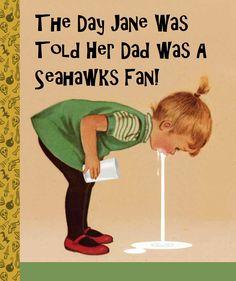 Seahawks suck!