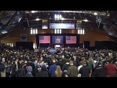 FULL SPEECH: Bernie Sanders EXPLOSIVE Rally in Albany, New York (4-11-16...
