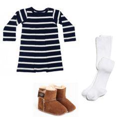Baby girl fashion: Those Baby Basics, Lindex, UGG
