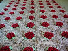 Bed of Roses Crochet