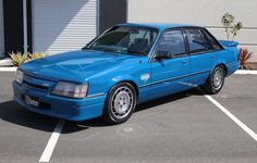 Holden 'Brock' VK SS GROUP A Commodore. One of the most desirable and collectable Commodores ever made. These things are worth nothing short of a small fortune here in Australia.