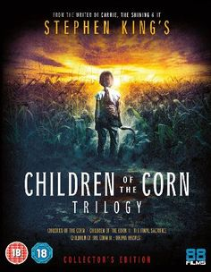 Children of the Corn Trilogy - Collectors Edition CHILDREN OF THE CORN (1984) Released in 1984 and adapted from a popular Stephen King short story the original CHILDREN OF THE CORN became one of the most successful of the authors page-to-screen adapt http://www.MightGet.com/january-2017-12/children-of-the-corn-trilogy--collectors-edition.asp