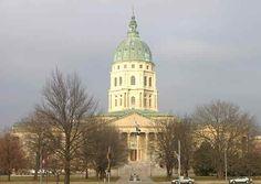 Kansas State Capitol - Topeka, KS
