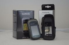 Compasses and GPS 52482: Garmin Etrex 30X Handheld Gps With Case BUY IT NOW ONLY: $314.65
