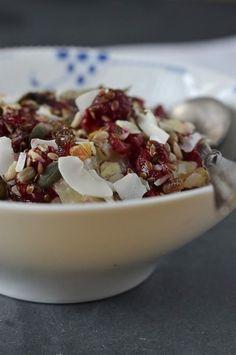 Morgenmadsfavorit med hytteost & chiafrø | Smag på maden | Bloglovin'